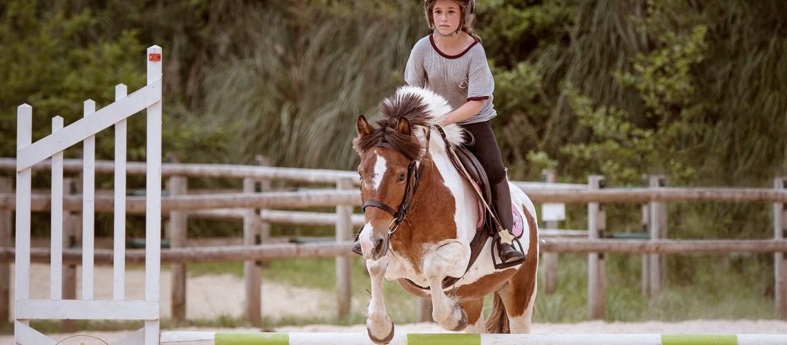 Stages d'Equitation vacances